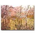 David Lloyd Glover 'Orchard Morning' Canvas Art