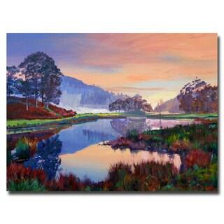 David Lloyd Glover 'Baroque Dawn' Canvas Art