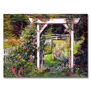 David Lloyd Glover 'Botanical Paradise' Canvas Art