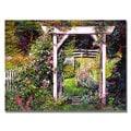 David Lloyd Glover 'Botanical Paradise' Canvas Art