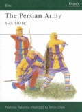 The Persian Army 560-330 B.C. (Paperback)
