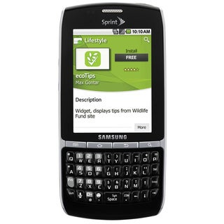 Samsung Replenish M580 Sprint CDMA Android Smartphone