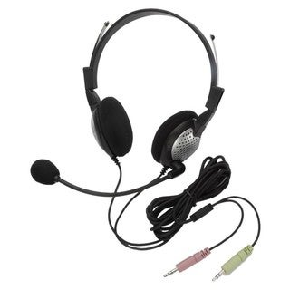 Andrea Electronics NC-185 High Fidelity Stereo PC Headset