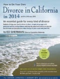 How to Do Your Own Divorce in California in 2014: An Essential Guide for Every Kind of Divorce (Paperback)