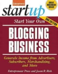 Start Your Own Blogging Business (Paperback)