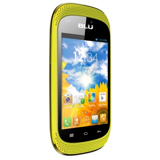 BLU Dash Music GSM Unlocked Dual SIM Android Phone