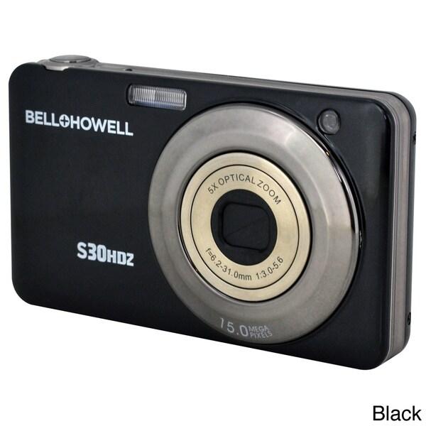 Bell+Howell S30HDZ 15 MP Digital Camera