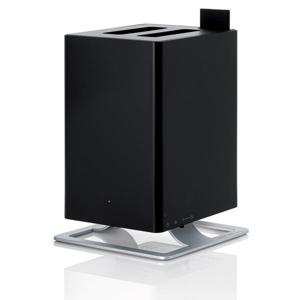 Anton Ultrasonic Black Humidifier