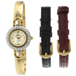 Pierre Jacquard ST3 Women's Interchangeable Bracelet Watch