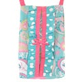 My Baby Sam Pixie Baby Diaper Stacker in Aqua