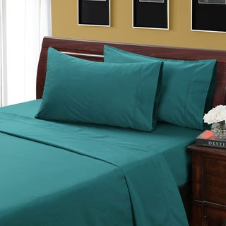 Jasper 500 Thread Count Hemstitch Sheet Set