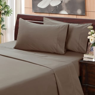 Caribou 400 Thread Count Hemstitch Sheet Set
