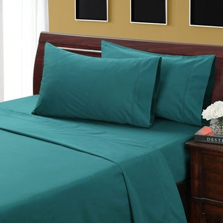 Jasper 400 Thread Count Hemstitch Sheet Set