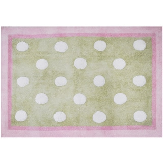 My Baby Sam Pixie Baby Rug in Pink