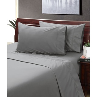 Cloudburst 400 Thread Count Hemstitch Sheet Set