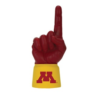 Licensed Logo Ultimate Collegiate Hand Foam Finger/ Jersey Sleeve