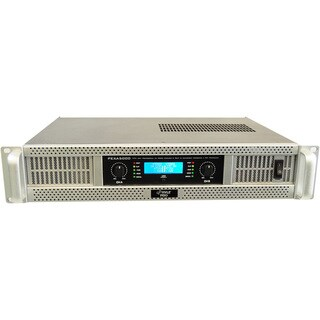 Pyle 19'' Rack Mount 5000 Watts Professional Digital Power Amplifier w/SMT Technology