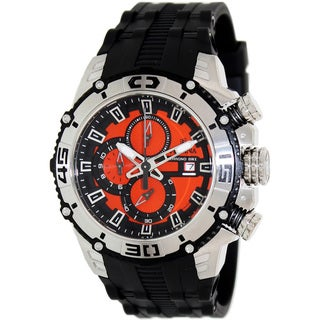 Festina Men's 'Chrono Bike' Orange Dial Chronograph Watch