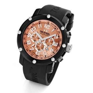 TW Steel Men's 'Tommy Robredo' Chronograph Watch