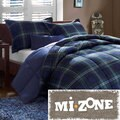Mizone Daniel Printed Softspun 5-piece Comforter Set