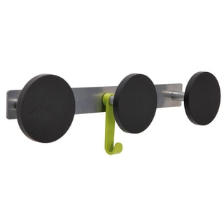 3-peg Wall Mount Coat Rack