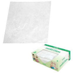 Bumkins Flushable Diaper Liners (Pack of 100)