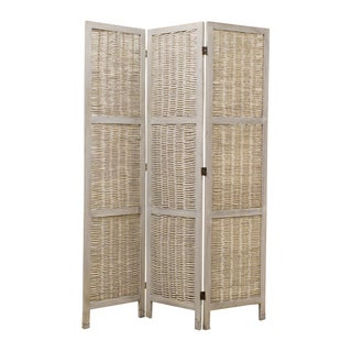 Greyson 3-Panel Wooden Screen (China)