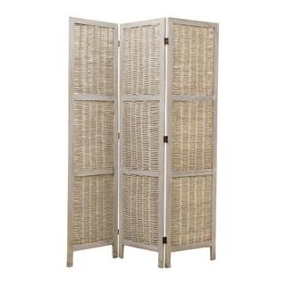 Greyson 3-Panel Wooden Screen (China)
