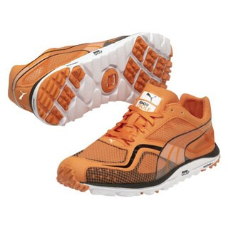 Puma Men's Faas Lite Mesh Spikeless Golf Shoes