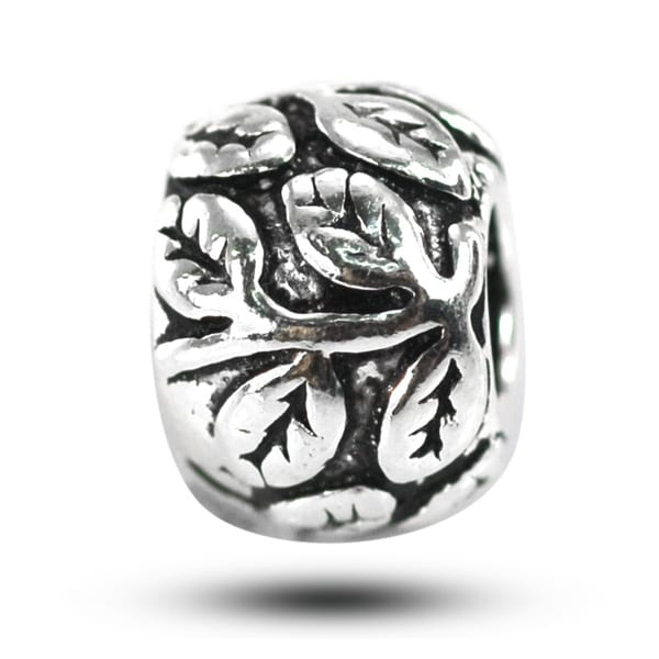 De Buman Sterling Silver Tree of Life Charm Bead