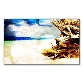 Alexis Bueno 'Beach' Canvas Wall Art
