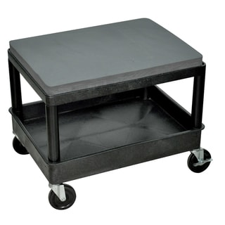 Rolling Mechanics Seat Storage Utility Cart