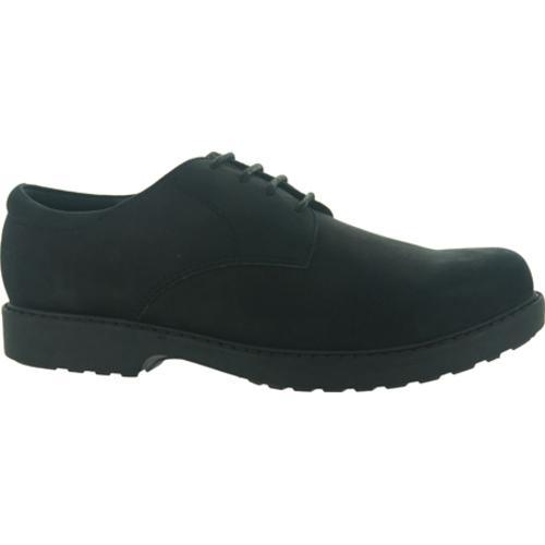 Men's Academie Gear James Black Nubuck Oil