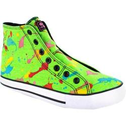 Women's Gotta Flurt Epic Neon Neon Green Canvas