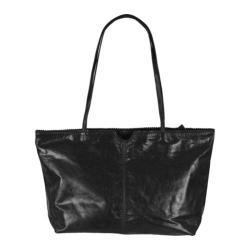 Women's Latico Carmen N/S Shopper Tote 7625 Black Leather