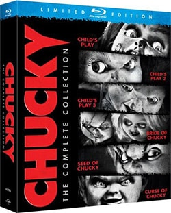 Chucky: The Complete Collection (Limited Edition) (Blu-ray Disc)