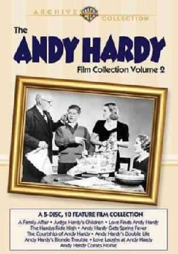 The Andy Hardy Film Collection Vol. 2 (DVD)