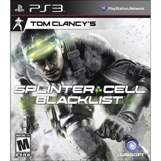 PlayStation 3 - Tom Clancy's Splinter Cell: Blacklist Signature Edition