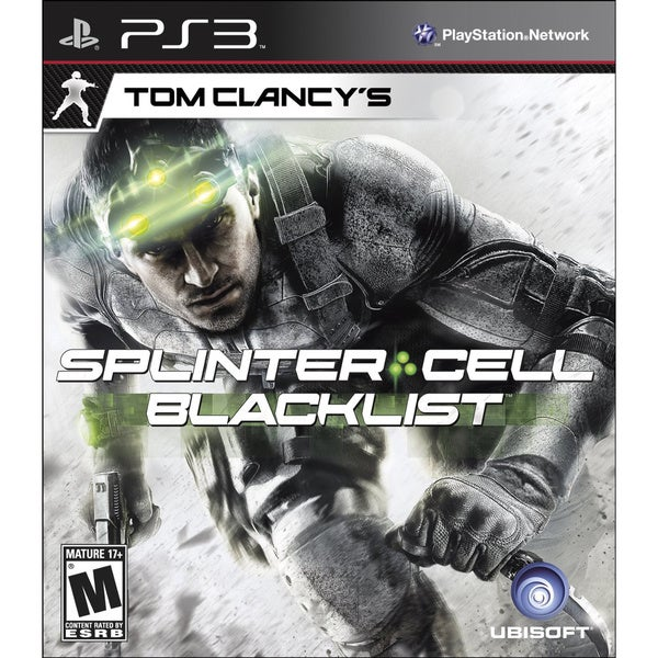PlayStation 3 - Tom Clancy's Splinter Cell: Blacklist Signature Edition