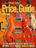 The Official Vintage Guitar Magazine Price Guide 2014 (Paperback)