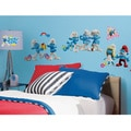 Smurfs 2 Peel and Stick Wall Decals