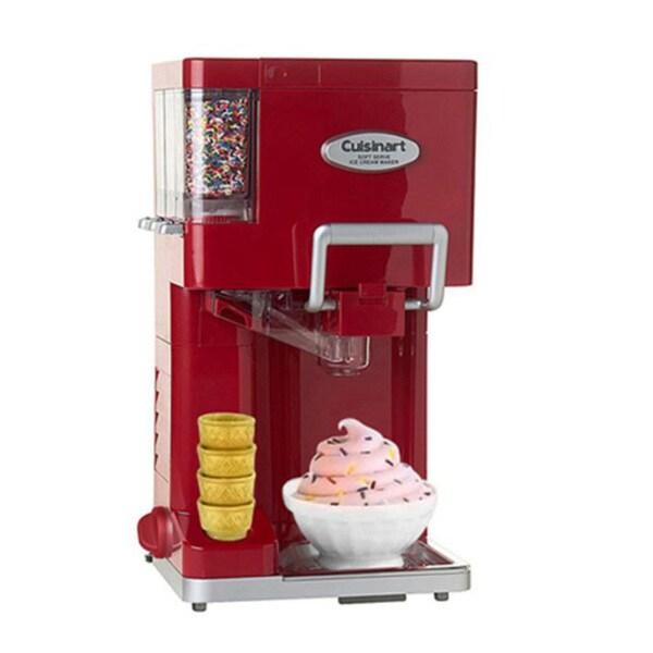 wolfgang puck 1 5 quart frozen dessert machine
