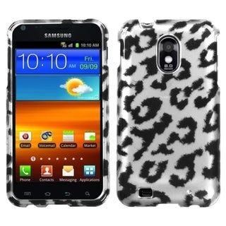 BasAcc Black/ 2D Silver Leopard Skin Case for Samsung Epic 4G Touch