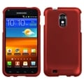 BasAcc Titanium Solid Red Case for Samsung� Epic 4G Touch/ Galaxy S2