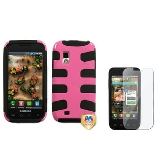 BasAcc Case/ LCD Protector for Samsung Fascinate/ Mesmerize i500