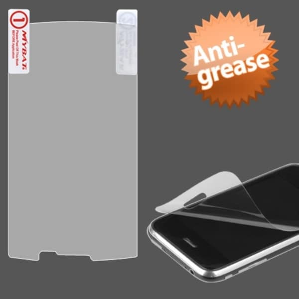 INSTEN Anti-grease Screen Protector for Samsung Captivate I897