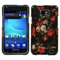 BasAcc Bed of Roses Protector Case for Samsung Galaxy S2 I777