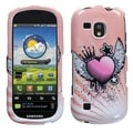 BasAcc Crowned Heart Protector Case for Samsung Continuum I400