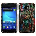 BasAcc Earth Art Protector Case for Samsung Galaxy S2 I777