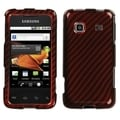 BasAcc Racing Fiber/ Red Silver Case for Samsung� Galaxy Prevail M820